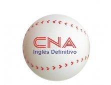 Bola de Baseball Anti Stress em Vinil