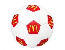 Bolas de Futebol PVC Fusion 68 CM 32 Gomos