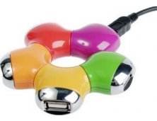 Hub USB Estrela